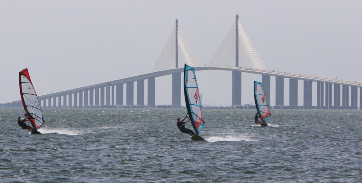 Tampa Bay Windsurfing
